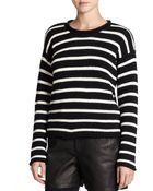 Polo Ralph Lauren Cotton Striped Sweater - Lyst