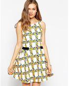 Sugarhill Pansy Prom Dress - Lyst