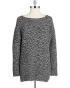 Vince Camuto Patch Pocket Sweater - Lyst