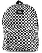 Vans Checkered Backpack - Lyst