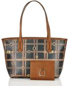 Lauren by Ralph Lauren Gallaway Shopper Tote - Lyst