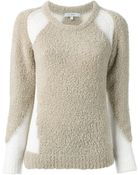 Iro Textured Knit Sweater - Lyst