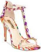 Inc International Concepts Women'S Rylee High Heel Sandals - Lyst