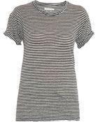 Etoile Isabel Marant Andrei Striped T-Shirt - Lyst