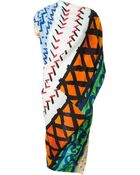Vivienne Westwood Anglomania 'Harp' Printed Dress - Lyst
