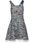 Sachin & Babi Short Dress - Lyst