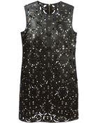 Versace Studded Dress - Lyst