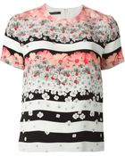 Mother Of Pearl Printed Blouse - Lyst