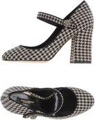 Dolce & Gabbana Pump - Lyst