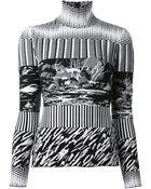 Balenciaga Ski Sweater - Lyst