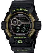G-Shock Men'S Digital Green And Black Camouflage Resin Strap Watch 55X53Mm Gls8900Cm-1 - Lyst