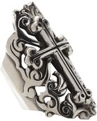 King Baby Studio Traditional Cross Finger Ring - Lyst