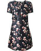 Tory Burch Kenzie Dress - Lyst