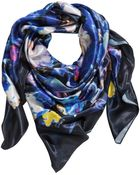 H&M Patterned Scarf - Lyst