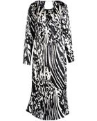 By Malene Birger 3/4 Length Dress - Lyst