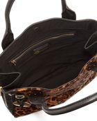 hayden-harnett Margaux Calf Hair Tote Bag - Lyst