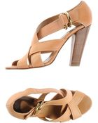 Chloé Sandals - Lyst