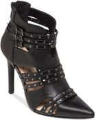 Jessica Simpson Carlin Booties - Lyst