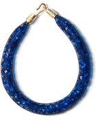 Peppercotton Capri Swarovski Crystal Bracelet - Lyst