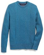 Tommy Hilfiger Final Sale- Vintage Cableknit Sweater - Lyst