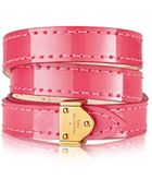 Louis Vuitton Box It Bracelet - Lyst