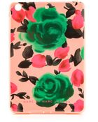 Marc By Marc Jacobs Ipad Mini Glossy Jerrie Rose Case - Desert Rose Multi - Lyst
