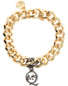 McQ by Alexander McQueen Chunky Chain Bracelet - Lyst