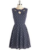 Yellow Star Love You Dots Dress - Lyst