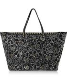 Valentino Studded Tote - Lyst