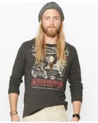 Denim & Supply Ralph Lauren Vintage New York Long-Sleeve T-Shirt - Lyst