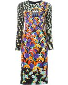 Peter Pilotto 'Kia' Dress - Lyst