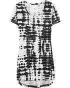 Ksubi Xray Tie Dye Cotton Mini Dress - Lyst