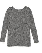 Vince Camuto Two-Pocket Boatneck Sweater - Lyst