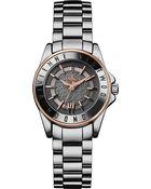 Vivienne Westwood Vv088Gysl Sloane Ll Ceramic Watch - For Women - Lyst