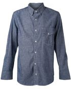 Rag & Bone Chambray Shirt - Lyst