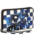 Marc By Marc Jacobs Sophisticato Don'T Panic Wingman Wallet - Lyst