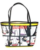 DSquared² Printed Shopper - Lyst