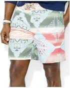 Polo Ralph Lauren  East Hampton Swim Trunks - Lyst