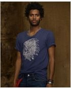 Denim & Supply Ralph Lauren Advert Chief Tshirt - Lyst