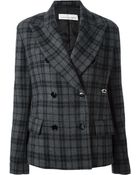 Golden Goose Deluxe Brand Checked Jacket - Lyst