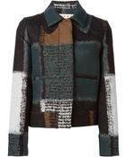 Marni Classic Collar Jacket - Lyst