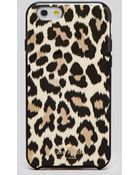 Kate Spade Iphone 6 Case - Leopard Ikat Resin - Lyst