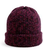 Wool And The Gang Wilson Hat - Lyst