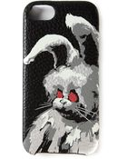 McQ by Alexander McQueen 'Angry Bunny' Iphone 5S Case - Lyst