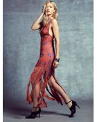 Free People Womens Limited Edition Alissa'S Valentines Dress - Lyst