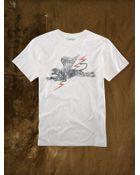 Denim & Supply Ralph Lauren Flying-Panther Graphic Tee - Lyst