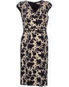 Tory Burch Knee-Length Dress - Lyst