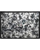 McQ by Alexander McQueen Skinhead Squat House Print Scarf - Lyst