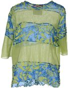 Louise Gray Blouse - Lyst