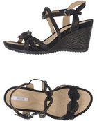 Geox Sandals - Lyst